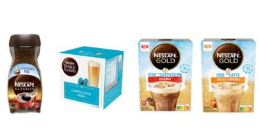 As marcas Nescafé e Nescafé Dolce Gusto anunciaram novidades no universo das bebidas frias à base de café e reforçam outras opções.