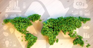 O estudo da Capgemini revela que o setor dos bens de consumo é o mais bem posicionado ao nível da produção sustentável, com 15%.