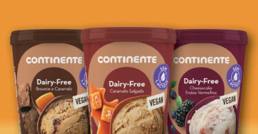 Continente - gelados vegan