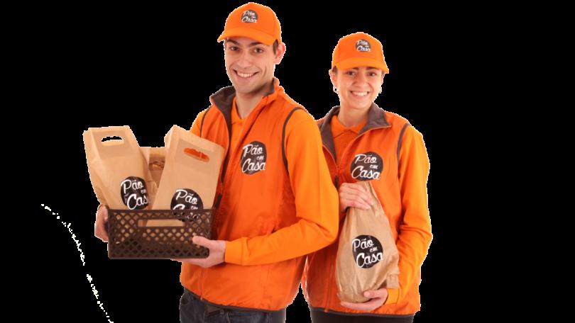 PaoemCasa expande presença para o Brasil - marca de entregas de pão em casa