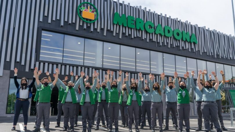 O processo de recrutamento da Mercadona para as suas novas lojas, que vão abrir em 2022, nos municípios de Setúbal e Montijo vai começar.