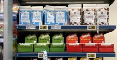 O Continente revelou recentemente ser a primeira marca de retalho nacional a comercializar produtos alimentares à base de insetos.