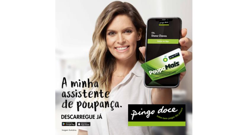 O Pingo Doce acaba de lançar uma nova app para o cartão Poupa Mais, com várias funcionalidades, como acesso direto a promoções e folhetos.