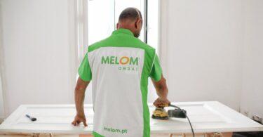 A rede de franchising MELOM e Querido Mudei a Casa Obras (QMACO) abriu 31 novas unidades especializadas em obras de pequena e grande dimensão.