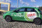 A Empresa de Cervejas da Madeira (ECM) investiu nos seus primeiros veículos 100% elétricos, tendo o primeiro sido introduzido em Porto Santo.