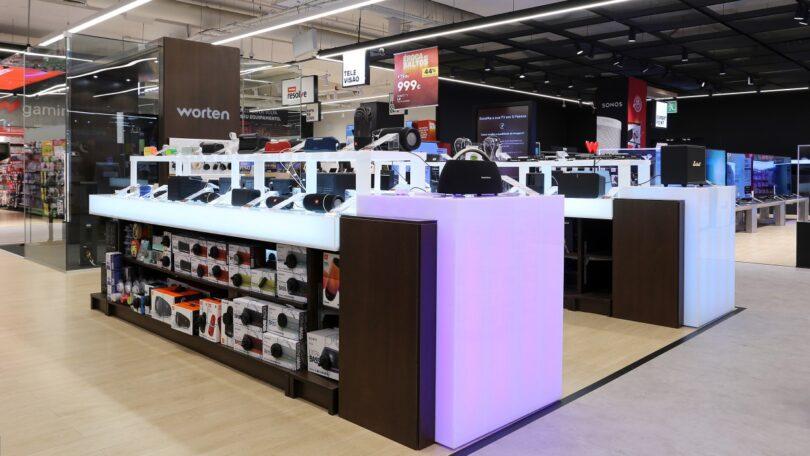 A Worten vai realizar, através um sistema de IA, análises autónomas de avaliação e otimização dos equipamentos em lojas, ao nível da energia.
