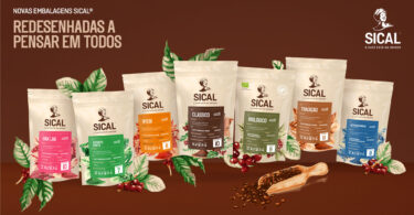 Nova imagem cafés Sical