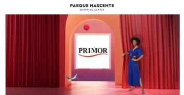 O Parque Nascente passa a contar agora com a maior loja da Primor, marca espanhola de produtos de cosmética, em território português.