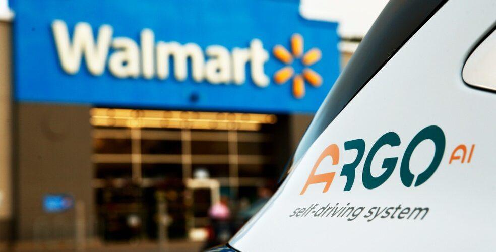 Walmart e Argus AI