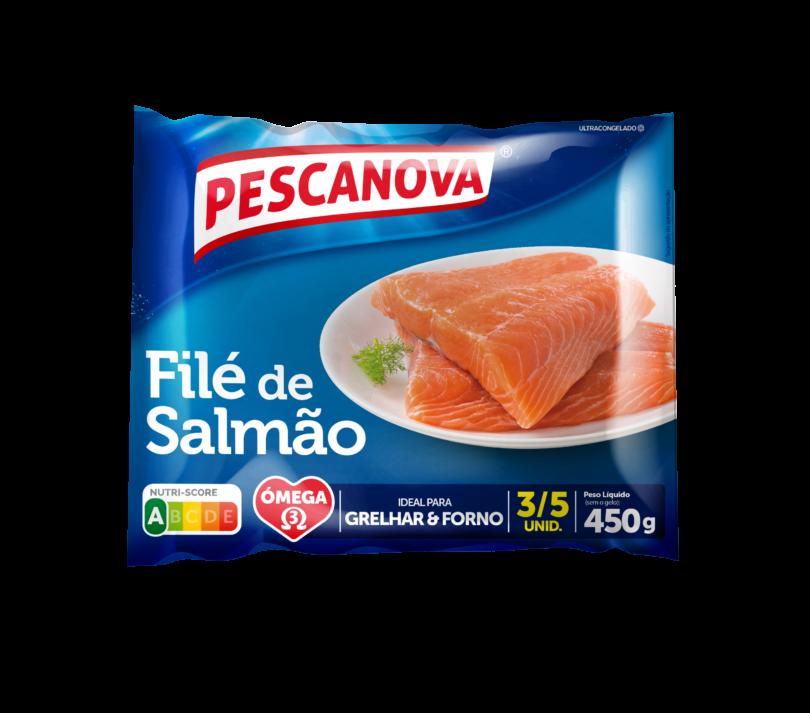 Filé Salmão